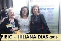 PIBIC Juliana Silva 2016